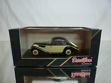 DETAILCARS 331 BMW 327 COUPE - BLACK + VANILLA 1:43 - GOOD CONDITION IN BOX