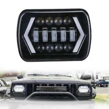 "DOT 7""x6"" LED Headlight Headlamp For Chevy Express Cargo Van 1500 2500 3500 5X7"