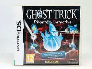 GHOST TRICK **VERY GOOD CONDITION**
