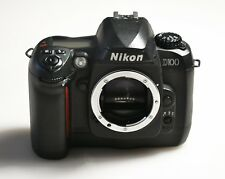 Nikon D100 6.1 MP Digital SLR Professional Camera 2100226 (BODY ONLY)