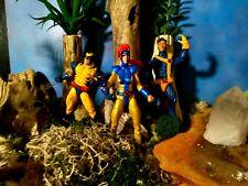 Marvel Legends Custom Jean Grey Cyclops And Wolverine Xmen