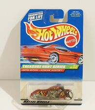 Hot Wheels 2005 Rebel Rides Scorchin'scooter #079