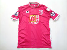 AFC BOURNEMOUTH 2015-2016 Third Football Shirt S Small Pink JD