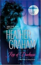 Kiss of Darkness by Graham, Heather , Mass Market Paperback