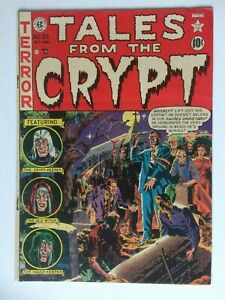 Tales from the Crypt #26, UNRESTORED, very nice