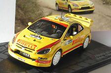 PEUGEOT 307 WRC #25 GALLI BERNACCHINI RALLY ARGENTINA 2006 IXO ALTAYA 1/43