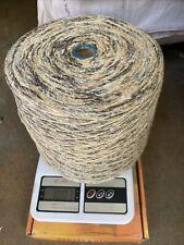 silk / angora / polymide blend yarn cone #A
