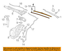 GM OEM-Wiper Blade 23368250