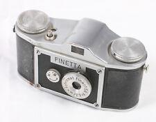 Finetta Vintage 35mm Film Camera Achromat Finar 4,3cm 1:5,6 Made in Germany RARE