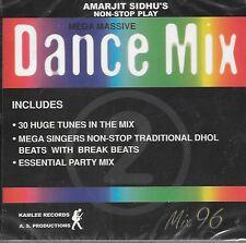 MEGA MASSIVE DANCE MIX 2 - BRAND NEW BOLLYWOOD SOUND TRACK CD - FREE UK POST