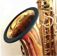 Saxophone Ring Mute Silicone Bell Protector Protective For Tenor Sax Accessory