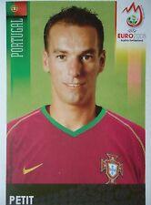 Panini 113 Petit Portugal UEFA Euro 2008 Austria - Switzerland