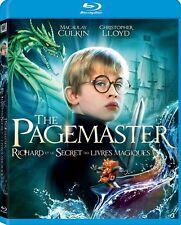 The Pagemaster (Macaulay Culkin Christopher Lloyd) Blu-ray Reg B