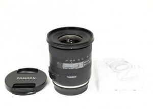 Tamron 10-24 mm F/3.5-4.5 Di-II VC HLD B023 Lens For Canon EF **EXCELLENT+**