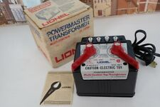 Vintage 1974 Lionel Type 4090 Powermaster Transformer With Box