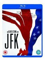 JFK [Blu-ray] [1992] [DVD][Region 2]