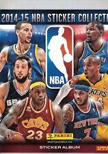 ALBUM - 2014-2015 NBA STICKER COLLECTION - NBA - PANINI -VEDI NOTE