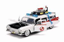Voiture CADILLAC Eldorado Ghostbusters ECTO 1 Ambulance SOS Fantômes 1/24