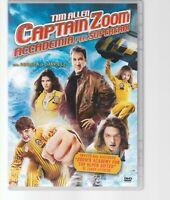 DVD CAPTAIN ZOOM ACCADEMIA PER SUPER EROI, TIM ALLEN