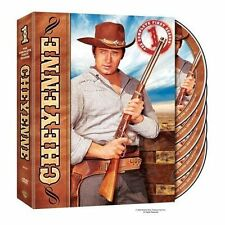 Cheyenne - Complete Series 1 (1955) Clint Walker * Region 2 (UK) DVD * New