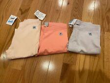 Nwt Girls Polarn O Pyret 3 pairs of Organic Cotton Knit Leggings Sz 10-12