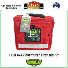 Hulk 4x4 Adventurer First Aid Kit in Durable Carry Bag