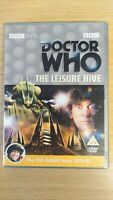 Dr Who The Leisure Hive BBC TV DVD 4th Doctor Tom Baker 80's