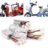 Electric Scooter E-bike Brush Speed Controller Motor 24V 36V 48V 250W 350W 500W