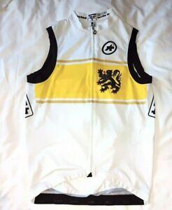 Men's Assos Sleeveless Cycling Jersey  Size M