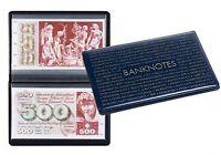 Lighthouse Pocket Banknote album wallet for 20 notes