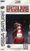Center Ring Boxing - Sega Saturn