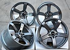 "18"" ALLOY WHEELS CRUIZE BLADE GM FIT MERCEDES E CLASS W210 W211 W212 A207 C207 W"