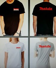 Makita tshirt makita logo