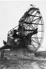 WW2 - Photo - Radar  allemand Würsburg à Arromanches