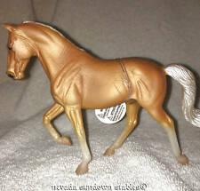 Breyer Collectable Horses Collecta Golden Palomino Tennessee Walker