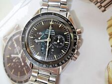 Vintage 1970 Men's Omega Speedmaster Professional 861 Man-On-The-Moon Watch