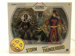 Marvel Legends STORM & THUNDERBIRD Target Exclusive 2 Figure Pack IN HAND!