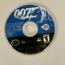 007: NightFire James Bond (Nintendo GameCube, 2002) Tested And Working DISC ONLY