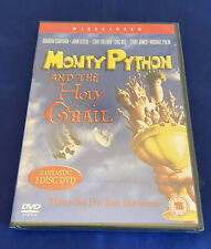 Monty Python And The Holy Grail (2 (Uk Import) Dvd [Region 2] Brand New