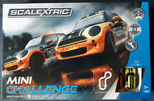 Scalextric MINI Challenge Race Set C1355 - New and Sealed with Free UK Postage