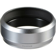 New FUJIFILM LH-X70 Lens Hood Silver for X70 Digital Camera