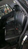 Mercedes Benz W163 ML Sitze Hinten mit Tüverkleidungen Leder !