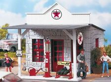 PIKO G SCALE TEXACO GAS STATION BN 62264