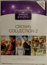 Hallmark Hall of Fame Crown Collection 2 2012 - 2013 (DVD, 2012, 3-Disc Set) New