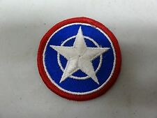 MILITARY PATCH US ARMY COLORED FOR SHOULDER SEW ON CLOTH 12TH SUPPORT BRIGADE WP