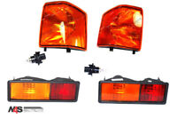 LAND ROVER DISCOVERY 1 FRONT & REAR LIGHT LAMP SET. PART- N4S 047