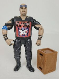2000 OSFTM ECW Wrestling New Jack Action Figure Used Working THRILL ZONE