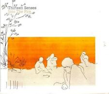 THIRTEEN SENSES Into the fire 2  TRACK CD  NEW - NOT SEALED