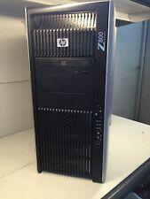 HP Z800 Workstation 2Xeon hexa e5645 2,4Ghz,24gb,2x300GB sas Quadro 2000, 7 PRO