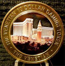 "Venetian ""The Venetian"" Silver Strike / Blue Cap - Clad / Las Vegas"